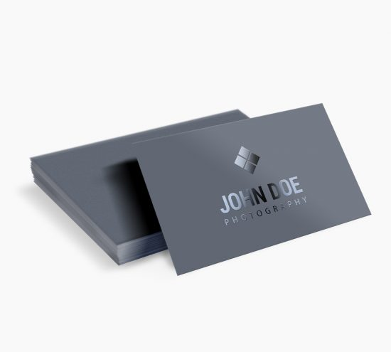 Spot UV 300gsm Business Cards