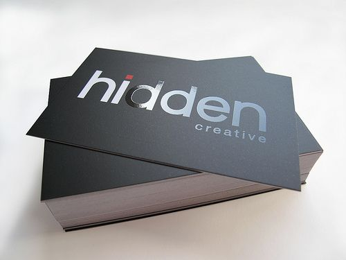 Spot UV Business Cards 270gsm