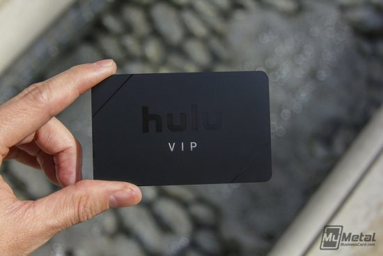VIP Plastic Business Cards